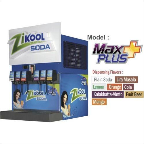 Soda Vending Machine And Dispenser