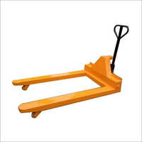 Indian Made Heavy Duty Hand Pallet Truck