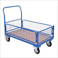 Wiremesh Platform Trolley
