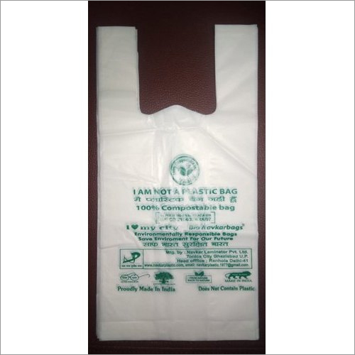 Compostable Carry Bag