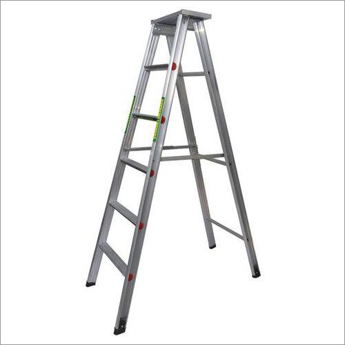 Aluminium Folding Pipe Step Ladder