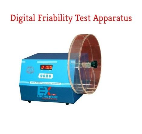Labcare Export Digital Friability Test Apparatus
