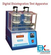 Labcare Export Digital Disintegration Test Apparatus