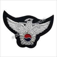 Military Shoulder Badges