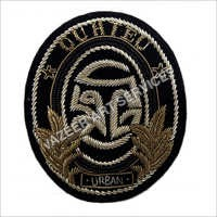 Garment Fancy Badges