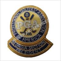 Sports Fancy Badges