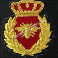 Handmade Embroidered Badges