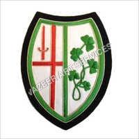 Army Shoulder Badges