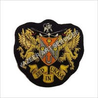 Garment Shoulder Badges