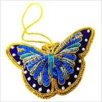 Christmas Hanging Butterfly