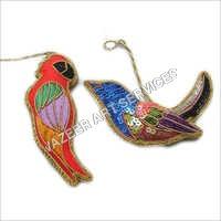 Christmas Hanging birds