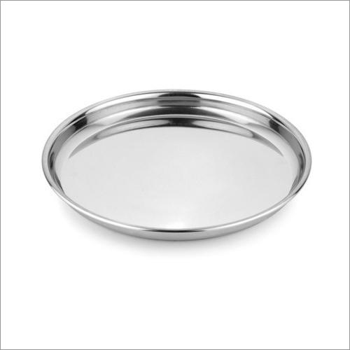SS Round Dinner Plate