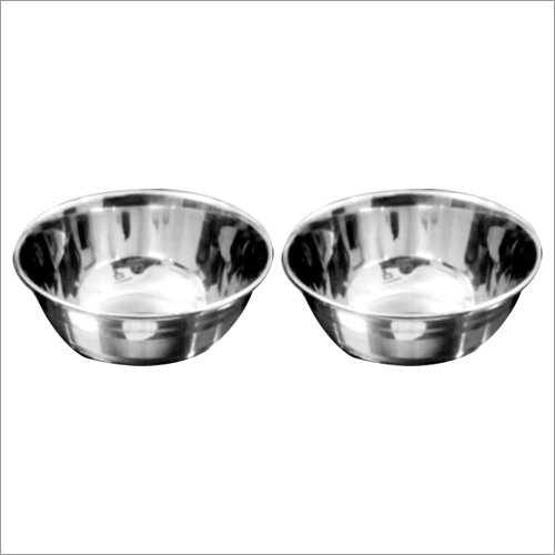 Stainless Steel Round Bowl