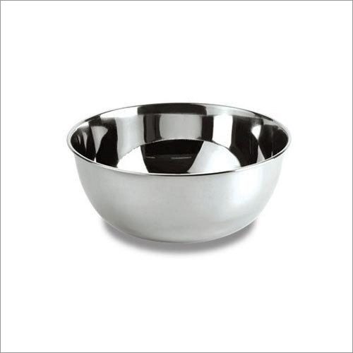 Steel Round Bowl