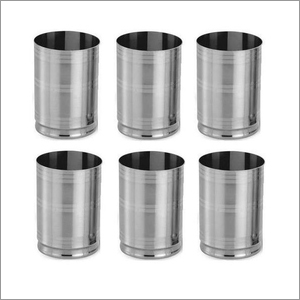 Stainless Steel Water Glass