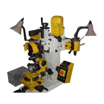 Universal Motorized Lining Faceting Machine