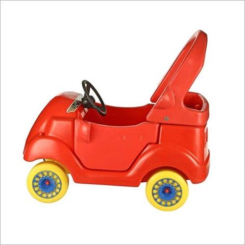 Plastic Couple Car