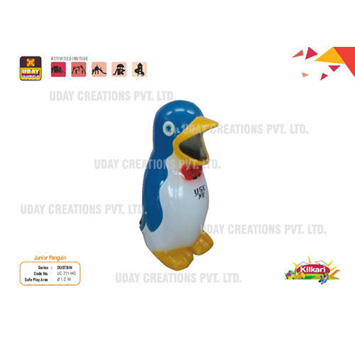 Junior Penguin FRP Dustbin