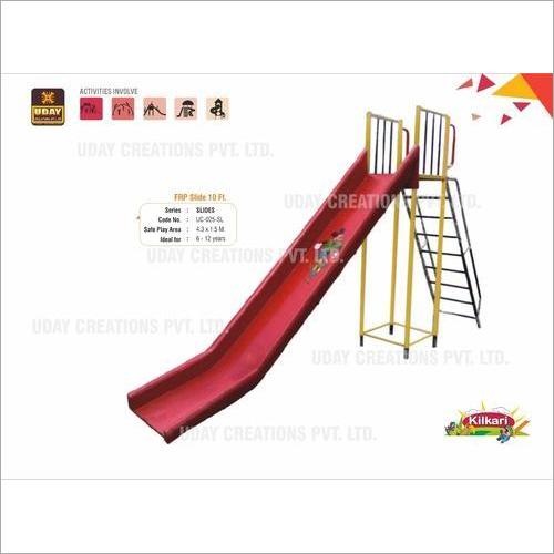 10 Ft FRP Playground Slide