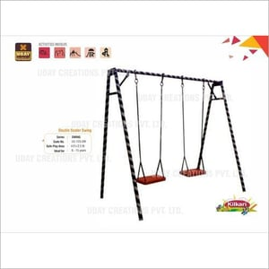 Two Seater Outdoor Swing