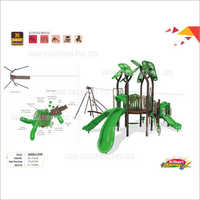 Outdoor Kids Multi Play System