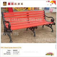 5.5 Ft FRP Garden Bench