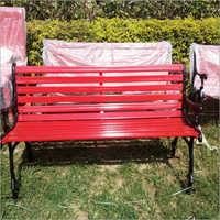 Cast Iron Garden Bench