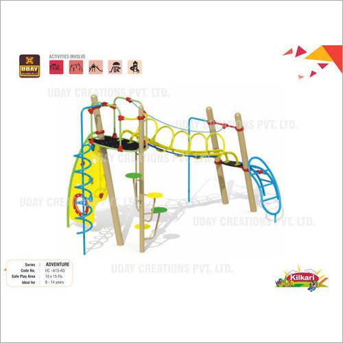 Playground Climber Adventure Ladder