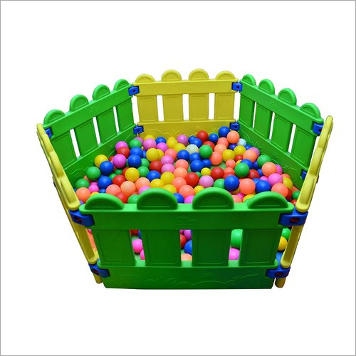 Plastic Ball Pool Without Ball