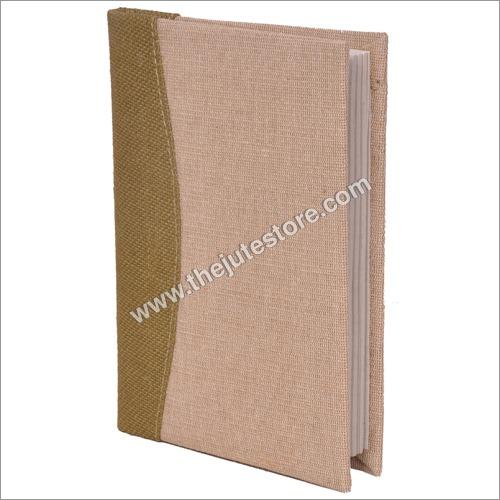 Handcrafted Jute Journal