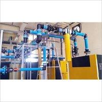 Industrial Aluminium Air Pipe Line