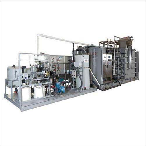 Industrial Effluent Treatment System
