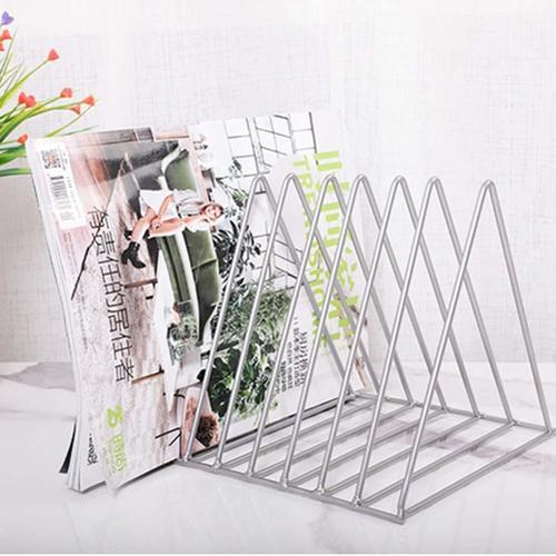 Ss Book &  Dish Rack