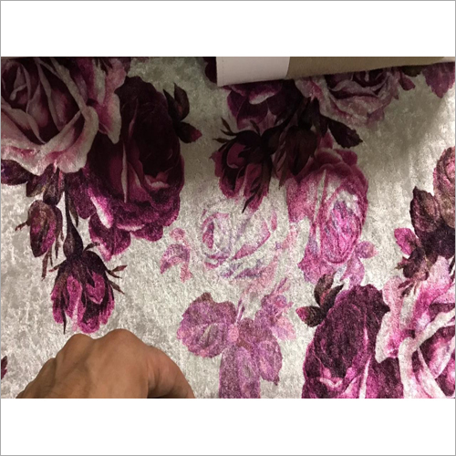 Multicolor Printed Sofa Fabric
