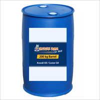 200 Kg Barrel Arandi Oil