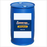 200 Kg Barrel Neem Oil