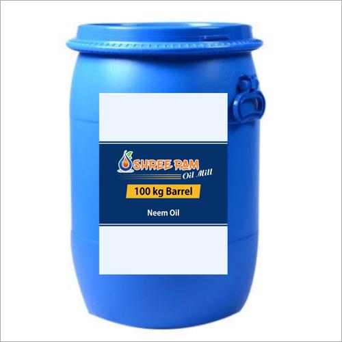 100 Kg Barrel Neem Oil