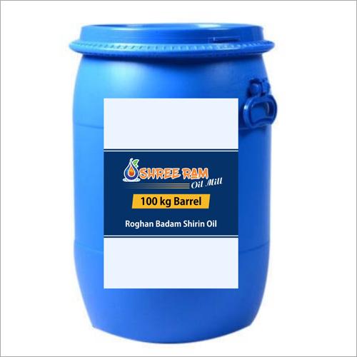 100 kg Roghan Badam Shirin Oil