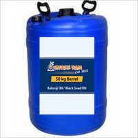 50 Kg Barrel Kalonji and Black Seed Oil