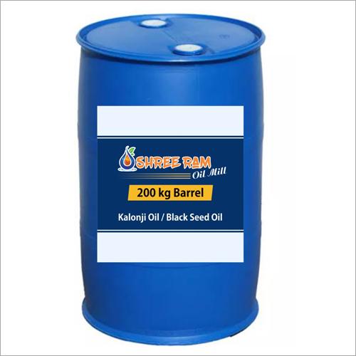 200 Kg Barrel Kalonji and Black Seed Oil