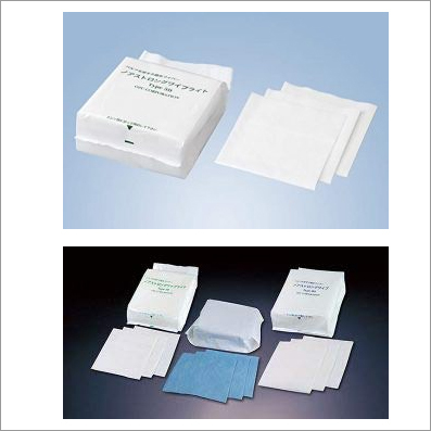 Lint free Industrial wipes - White/Blue