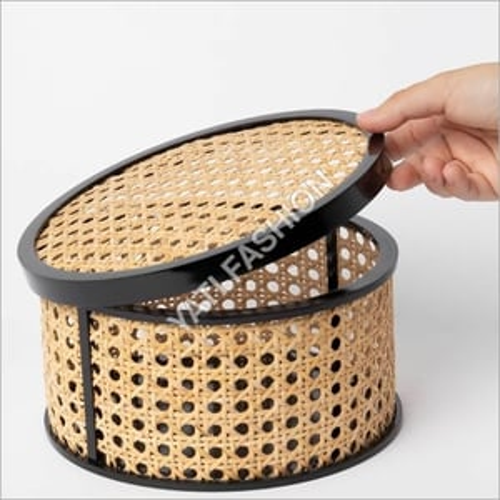 Cane Handmade Box