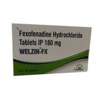 Fexofenidine HCL Tablets