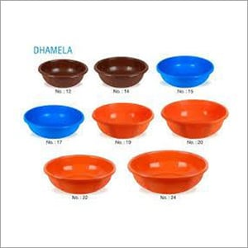 Multicolor Plastic Plastic Ghamela