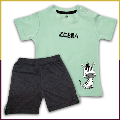 Sumix SKW 2015 Baby Boys T-shirt and Shorts