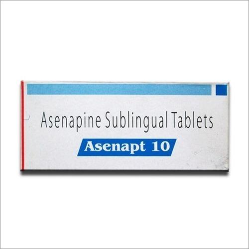 ASENAPT  10(Asenapine Sublingual )Tablets