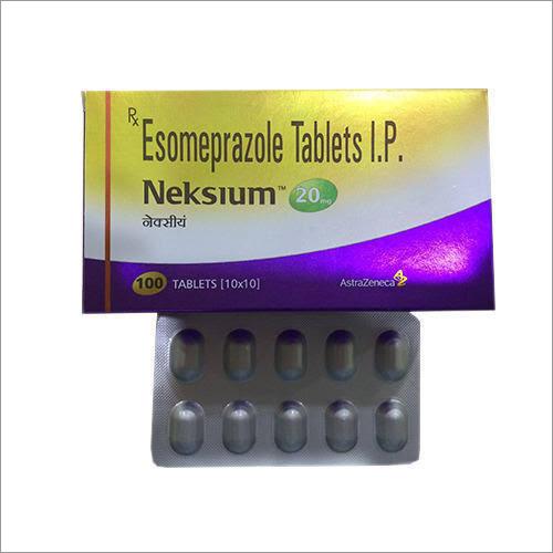 Neksum (Esomeprazole) Tablets