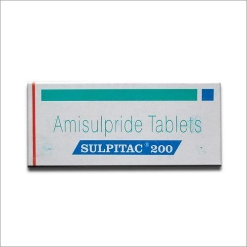 SULPITAC 200 (Amisulpride Tablets