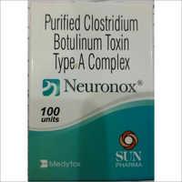 Purified Clostridium Botulinum Toxin Type A Complex 100 Unit Injection