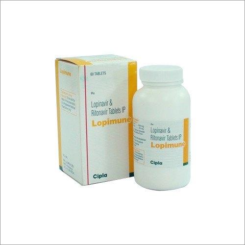 LOPIMUNE (Lopinavir And Ritonavir Tablets) IP